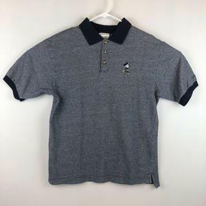 90's Disney Mickey Mouse Golf Polo Shirt